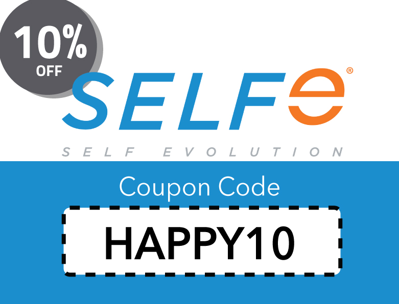 SELFe Discount Code   10% off with code HAPPY10